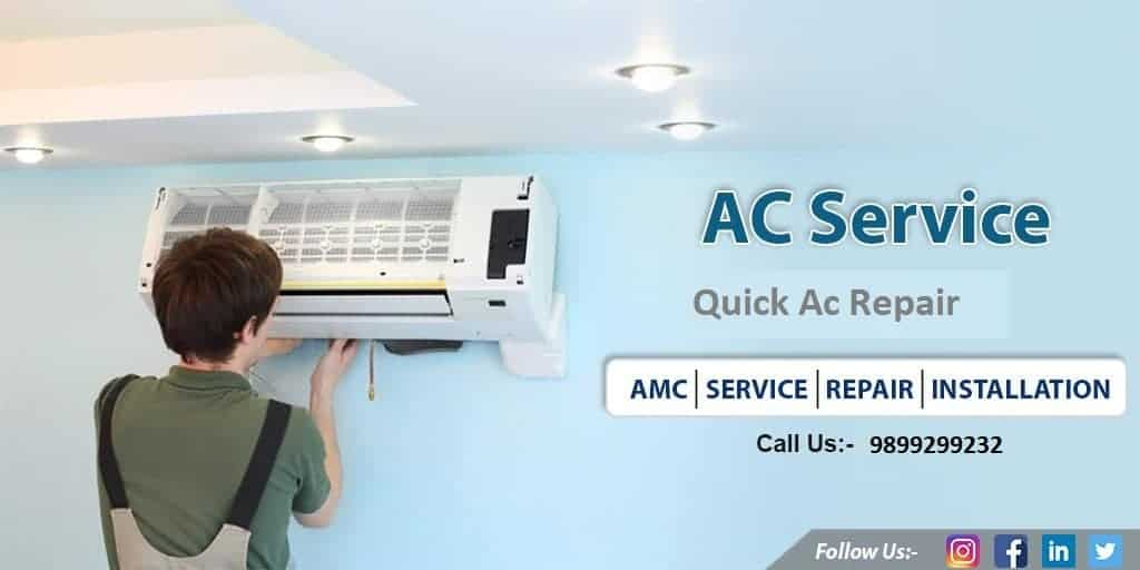 Best AC AMC Services in Delhi